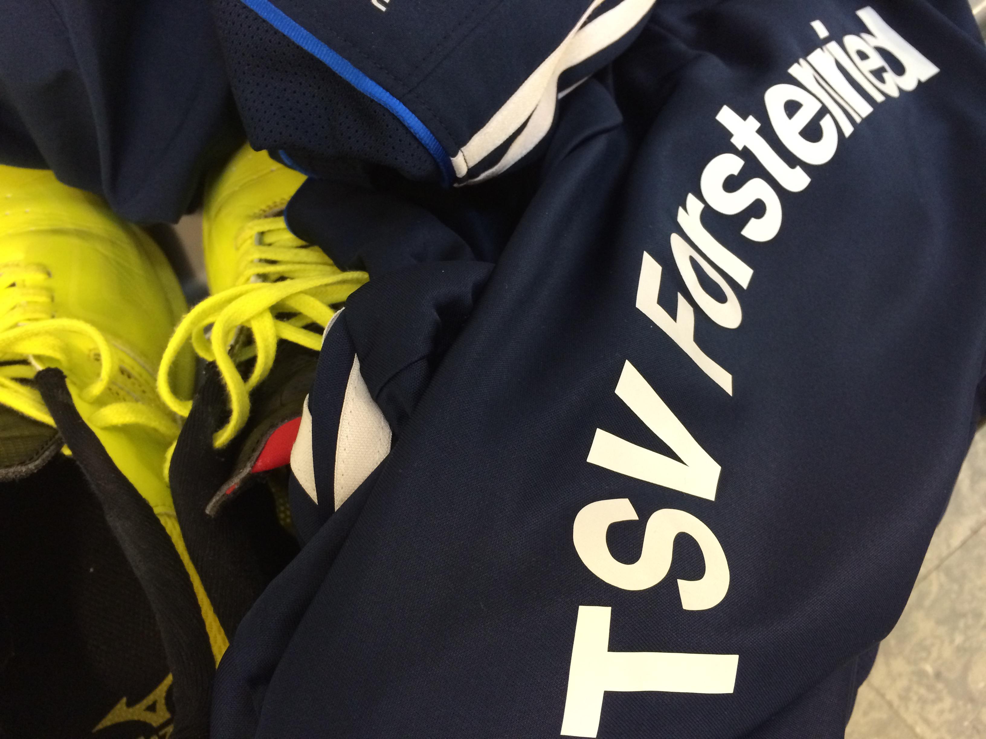 TSV Forstenried Trikot