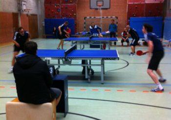 Tischtennis 2. Bezirksliga