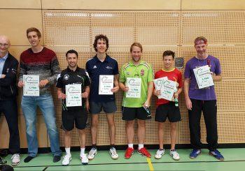 Kreiseinzelmeisterschaft Kreis München West
