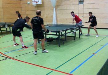 Tischtennis Bezirkspokalendrunde 2016/2017