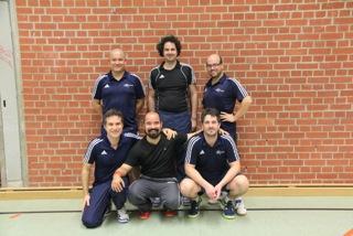 Heimspiel 1. Mannschaft 2. Bezirksliga am 11.02.2017