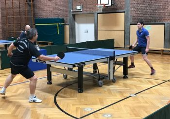 Tischtenniserfolge 3. Mannschaft und 1. Jugend am 10.03.2017