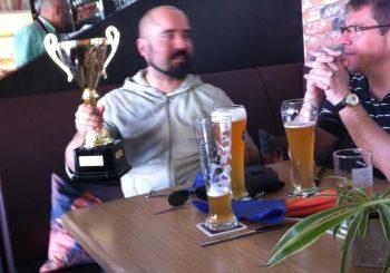 Vereinsmeisterschaft am 14.04.2018