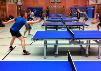 Tischtennistraining wieder möglich