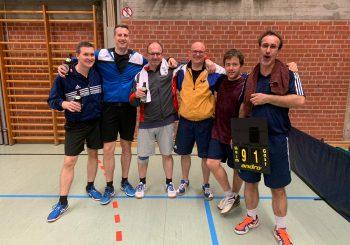 2te Mannschaft Meister in Bezirksliga, steigt damit auf in Bezirksoberliga!