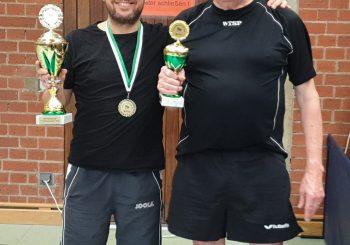 Vereinsmeisterschaft 2019 – Ralf Strobl Vereinsmeister, Sepp Kirchmayr gewinnt Trostrunde