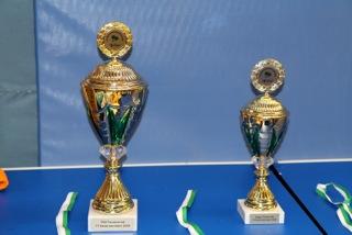 Vereinsmeisterschaft – Sascha triumphiert, Christoph gewinnt Trostrunde
